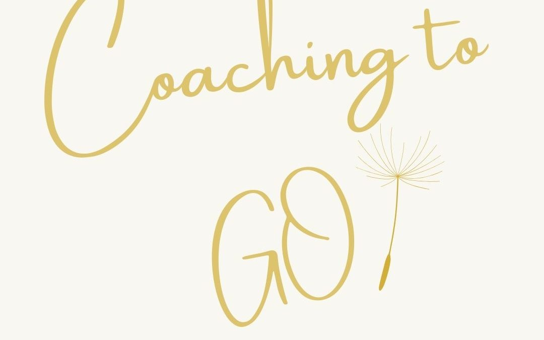 "Coaching to GO ""Zweifel"" loswerden"